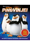 DWA Madagaszkár pingvinjei - mesekönyv