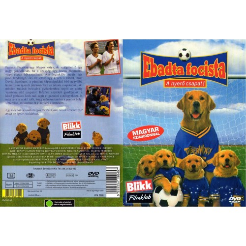 Ebadta focista (DVD) *