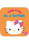 Hello Kitty és a formák (szivacskönyv kivehető figurákkal)