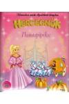 Hercegnők - Hamupipőke, Hófehérke (Klasszikus mesék elfordítható mesekönyvben)