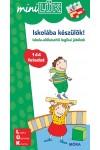 Iskolába készülök! - Iskola-előkészítő logikai játékok - MiniLÜK