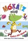 Mókázz és mixelj! - Vadon élő állatok (lapozó)