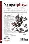 Nyugat plusz 19. - V. évfolyam, 3. szám (2017. ősz)
