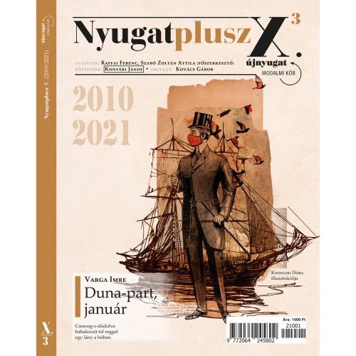 Nyugat plusz X. 3 - 2010-2021