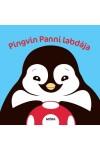 Pingvin Panni labdája (vízálló pancsolókönyv)