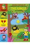 The Jungle (Az őserdő) - Angolul tanulni jó! Újraragasztható matricákkal!