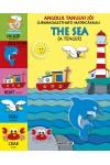 The Sea (A tenger) - Angolul tanulni jó! Újraragasztható matricákkal!