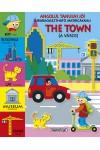 The Town (A város) - Angolul tanulni jó! Újraragasztható matricákkal!