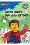Üdv LEGO Cityben! - LEGO City (Színezz velünk)
