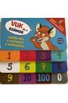 Vuk és a számok - Ismerd meg a számokat a kisrókával (lapozó)