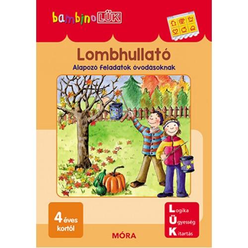 Lombhullató - 4 éves kortól - Alapozó feladatok óvodásoknak - BambinoLÜK