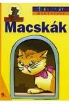 Macskák - Színes ötletek mintaívek (Színes ötletek 9.) *