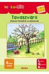 Tavaszváró - 4 éves kortól - Alapozó feladatok óvodásoknak - BambinoLÜK
