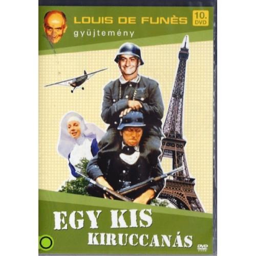 Egy kis kiruccanás (Louis de Funès 10.) (DVD)