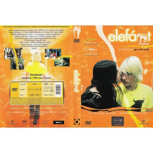 Elefánt (DVD)