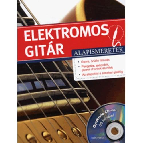 Elektromos gitár alapismeretek (CD melléklettel)