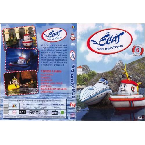 Éliás, a kis mentőhajó 6. (DVD)