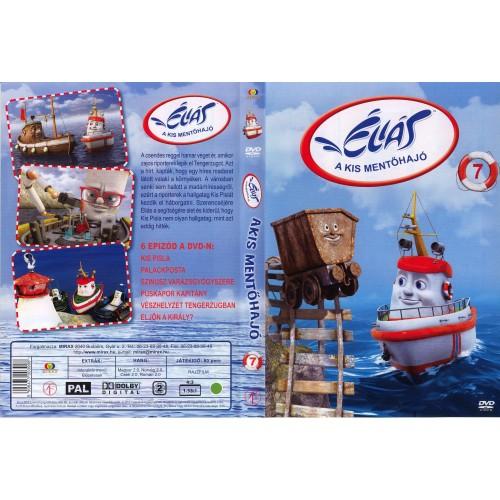 Éliás, a kis mentőhajó 7. (DVD)