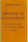Emigráció és Magyarország