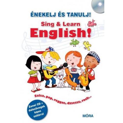 Énekelj és tanulj! - Sing & Learn English! +CD