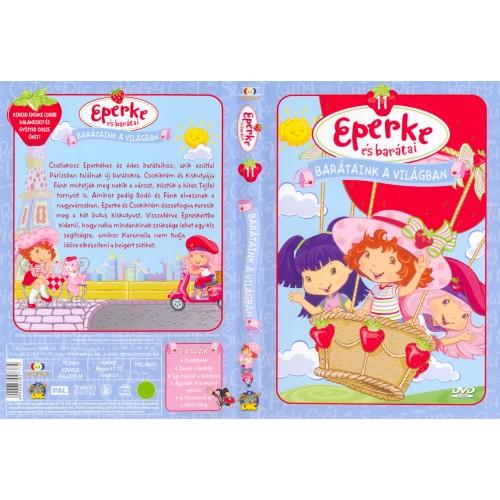 Eperke és barátai 11. - Barátaink a világban (DVD)