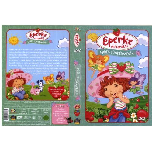 Eperke és barátai 12. - Epres tündérmesék (DVD)
