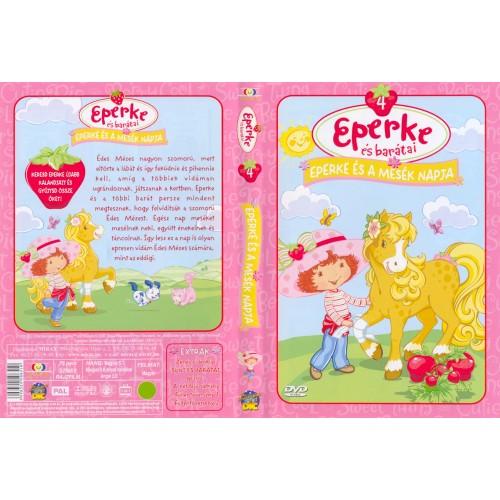 Eperke és barátai 4. - Eperke és a mesék napja (DVD)