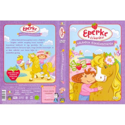 Eperke és barátai 6. - Kalandok Jégkrémszigeten (DVD)