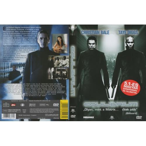 Equilibrium (DVD) *