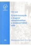 Érdekviszonyok a magyar társadalomban a rendszerváltás után