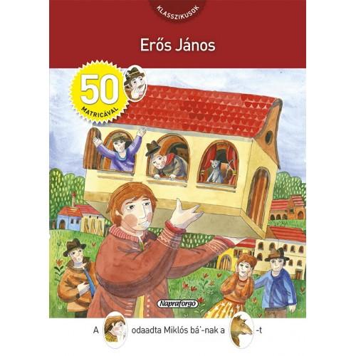 Erős János (Klasszikusok 50 matricával)