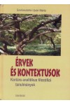 Érvek és kontextusok (Kortárs analitikus filozófiai tanulmányok)
