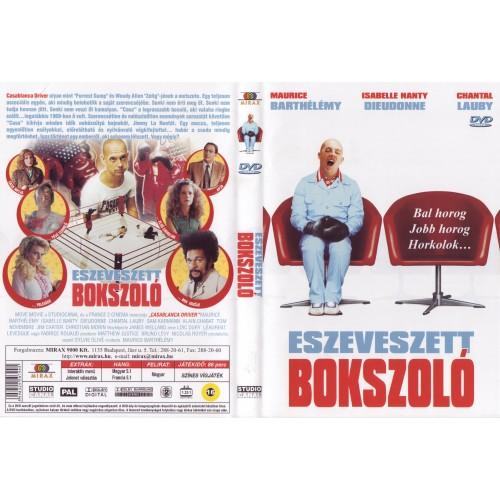 Eszeveszett bokszoló (DVD)