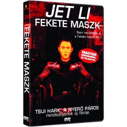 Fekete maszk (DVD)