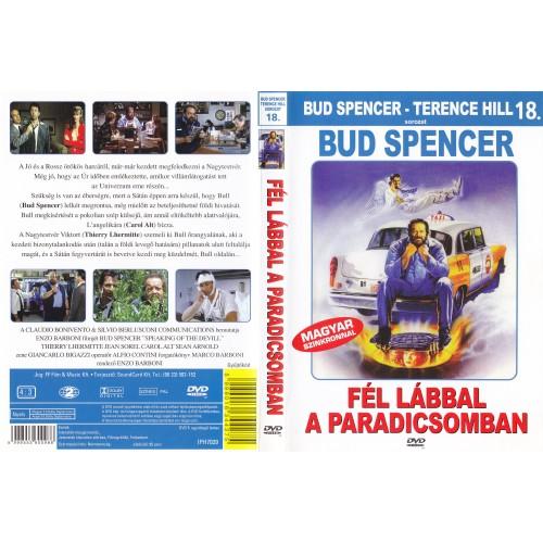 Fél lábbal a paradicsomban - Bud Spencer - Terence Hill 18. (DVD)