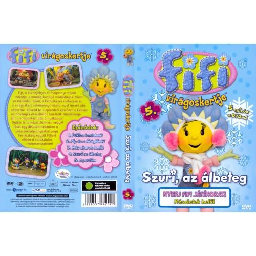 Fifi virágoskertje 5. - Szuri, az álbeteg (DVD)
