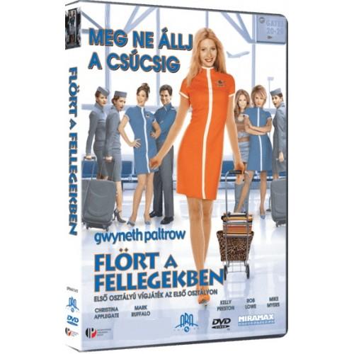 Flört a fellegekben (DVD)