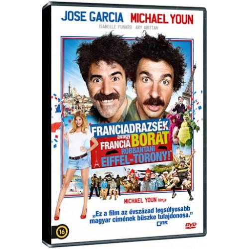 Franciadrazsék, avagy francia Borat robbantani Eiffel-torony! (DVD)