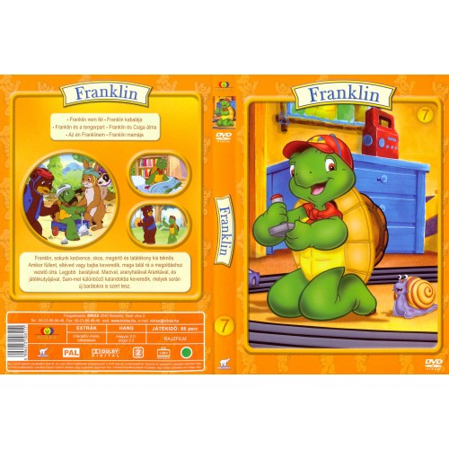 Franklin 7. (DVD)