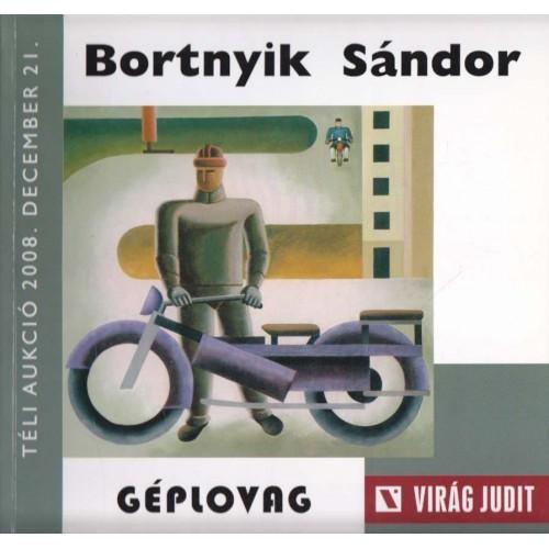 Géplovag (Téli aukció 2008. december 21. / kiállítási katalógus)