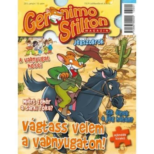 Geronimo Stilton Magazin 2013/1