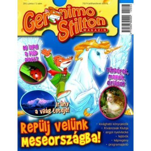 Geronimo Stilton Magazin 2012/3
