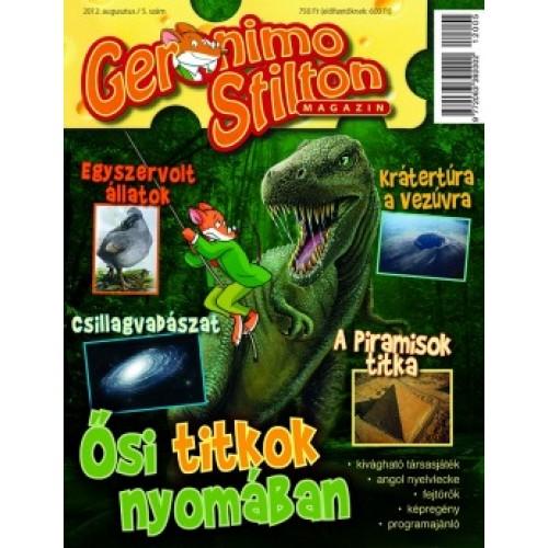 Geronimo Stilton Magazin 2012/5