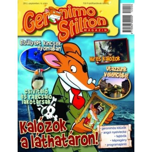Geronimo Stilton Magazin 2012/6