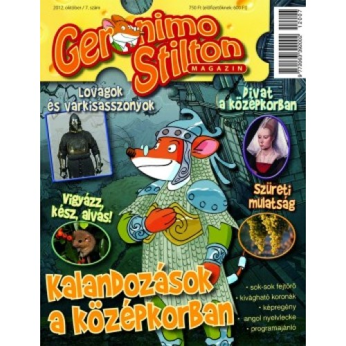 Geronimo Stilton Magazin 2012/7