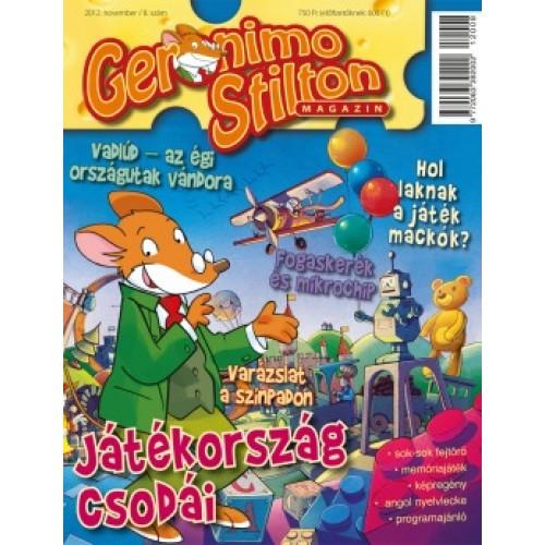 Geronimo Stilton Magazin 2012/8