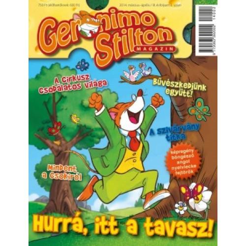 Geronimo Stilton Magazin 2014/2