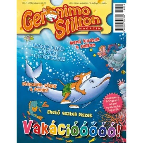 Geronimo Stilton Magazin 2014/4