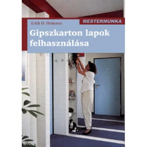 Gipszkarton lapok felhasználása (Mestermunka)