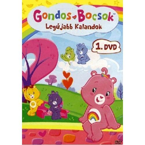 Gondos Bocsok - Legújabb kalandok 1. (DVD)